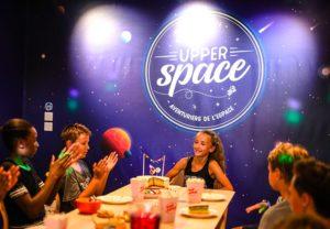 Anniversaires à Rennes pour enfants et adolescents : groupes d'enfants et salle privée